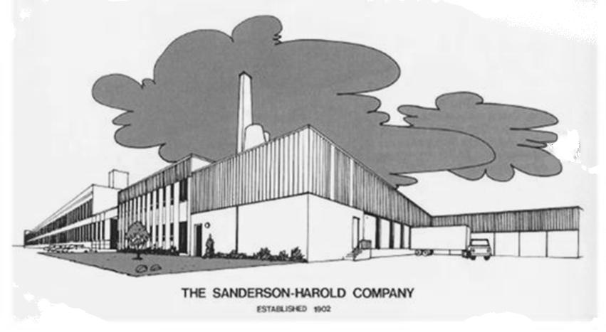 The Sanderson-Harold Company