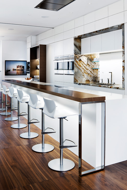 Paris Kitchen Contemporary Style Gallery
